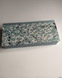 Four Compartment Box with Blue & White Plum Blossoms