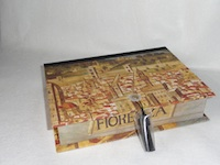 Rectangular Box with Fiorenza City Scape paper